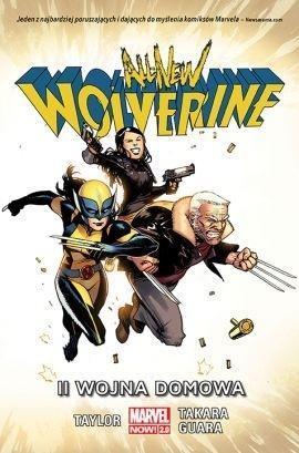 All-New Wolverine II wojna domowa T.2