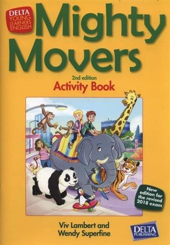 Mighty Movers Second Edition Activity Book