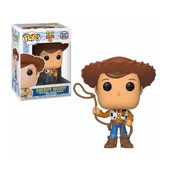 Figurka Funko Pop Movies: Toy Story 4: Woody