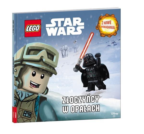 Lego. Star Wars. Złoczyńcy w opałach