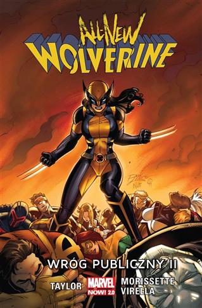 All-New Wolverine T.3 Wróg publiczny II