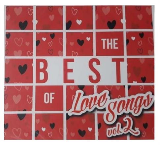 PŁYTA CD THE BEST OF LOVE SONGS VOL. 2
