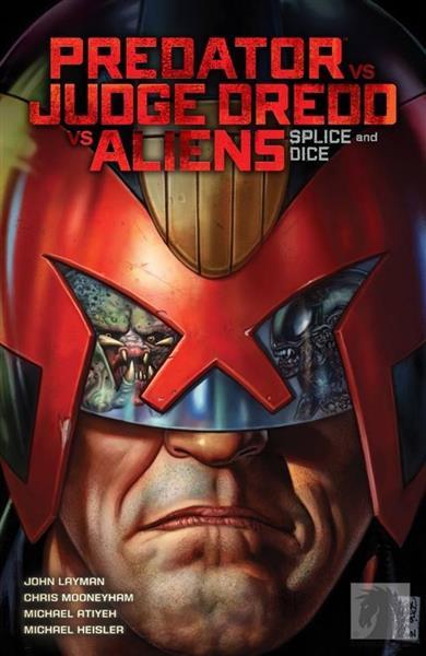 Predator vs Judge Dredd vs Aliens - Dziel i plącz