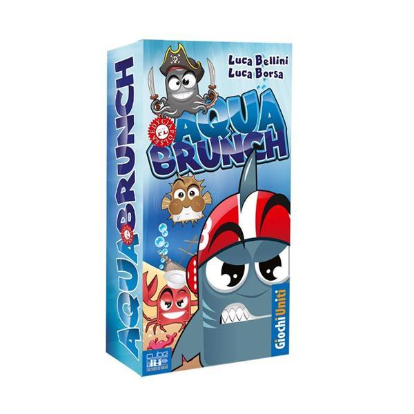 Aqua Brunch (edycja polska) CUBE