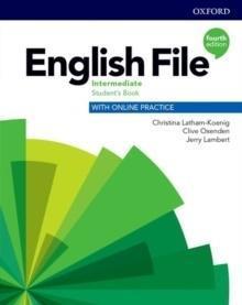 English File 4E Intermediate SB + online practice
