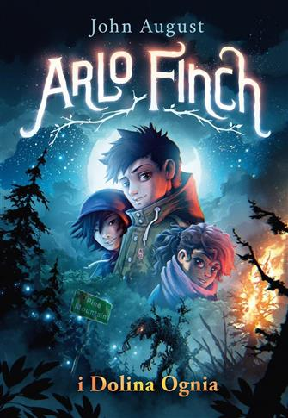 Arlo Finch i Dolina Ognia