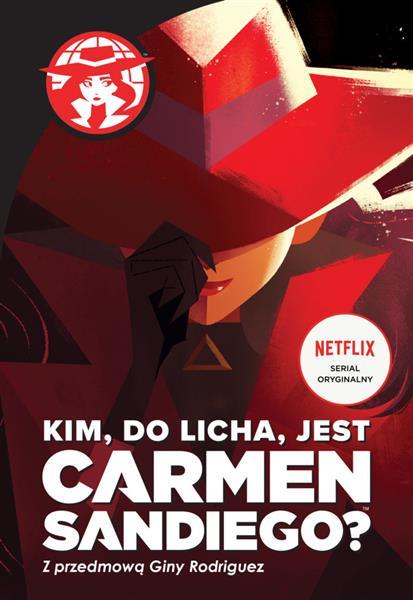 Kim, do licha, jest Carmen Sandiego?
