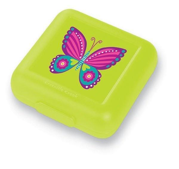 Pudełko na kanapki Motylki
