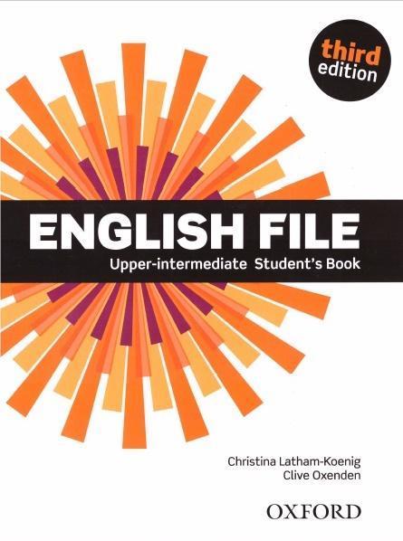 English File 3E Upper-Interm SB OXFORD