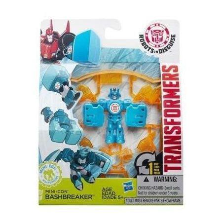 Transformers Mini-Con Weaponizer Bashbreaker