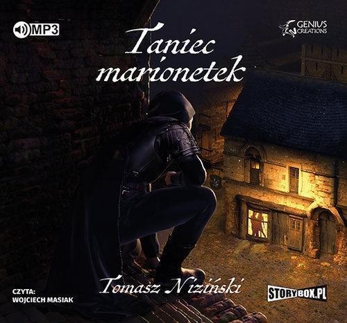 Taniec marionetek audiobook