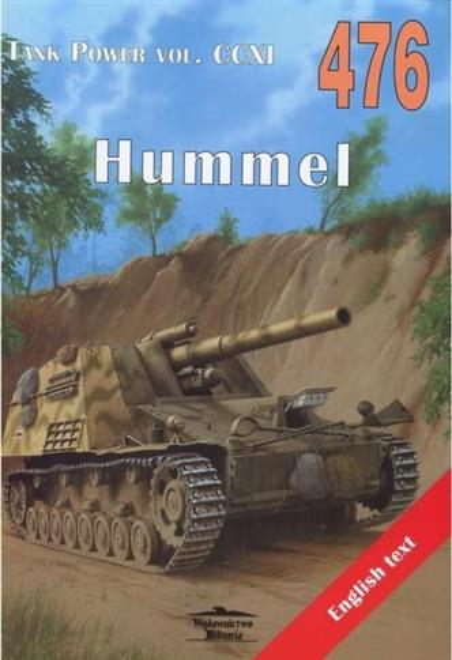 Hummel. Tank Power vol. CCXI 476