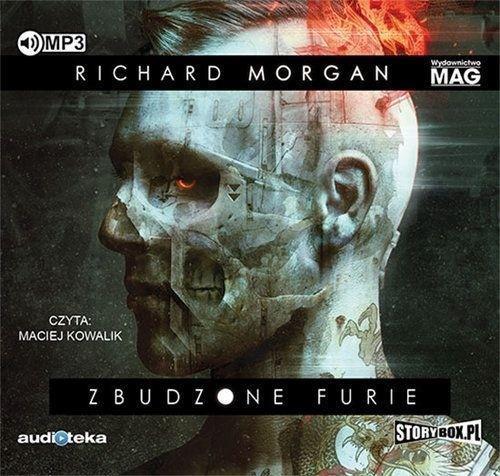 Zbudzone furie audiobook