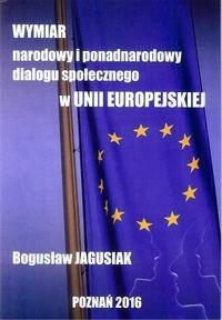 Wymiar narodowy i ponadnarodowy dialogu społ. w UE