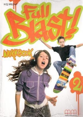 Full Blast 2 WB + CD MM PUBLICATIONS