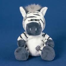 Miś BLUE NOSE - Zebra Chip