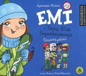 Emi i Tajny Klub Superdziewczyn T.6 Audiobook