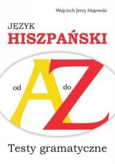 Testy gramatyczne Od A do Z - J.hiszpański KRAM