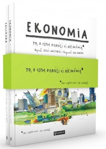 Pakiet: Ekonomia/Polityka. To, o czym dorośli...