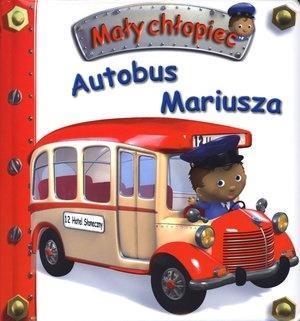 Mały chłopiec. Autobus Mariusza w.2019