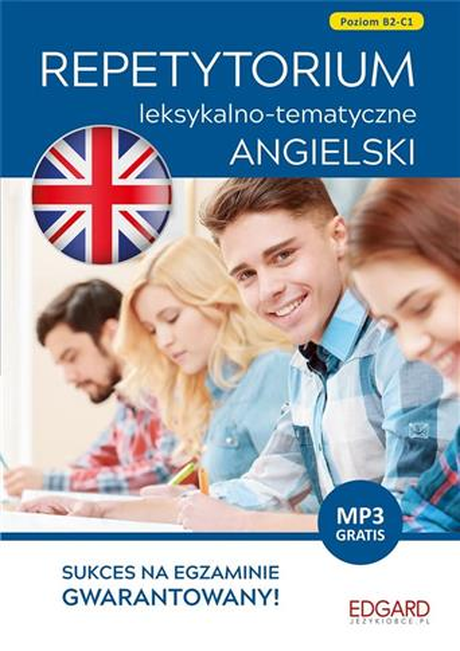 Angielski - Repetytorium leks.-temat. B2-C1