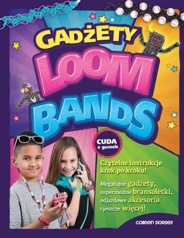 GADŻETY LOOM BANDS OUTLET