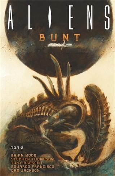 Aliens. Bunt T.2