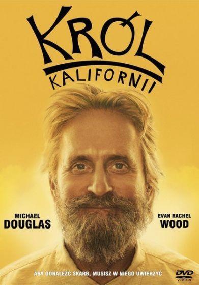 Król Kalifornii DVD
