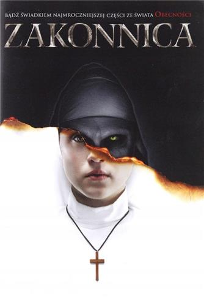Zakonnica DVD