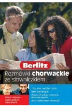 Rozmówki chorwackie ze słowniczkiem Berlitz