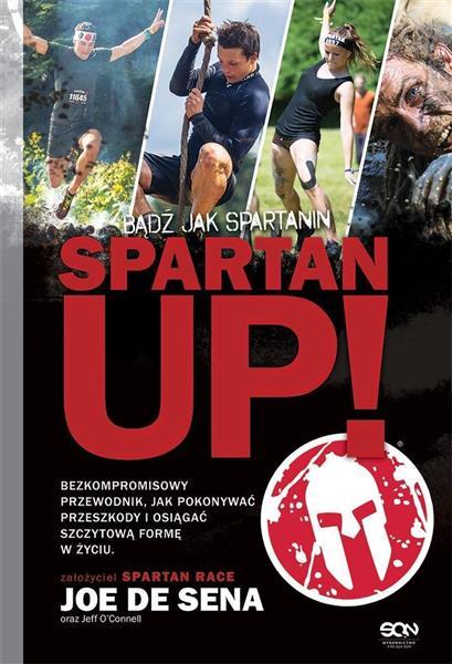 Spartan Up! Bądź jak Spartanin OUTLET