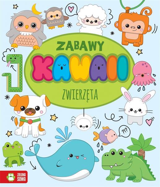 Zabawy Kawaii. Zwierzęta