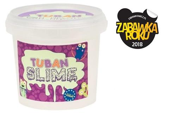 Slime bezbarwny 1kg TUBAN