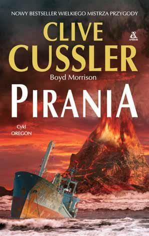 Pirania Cussler OUTLET