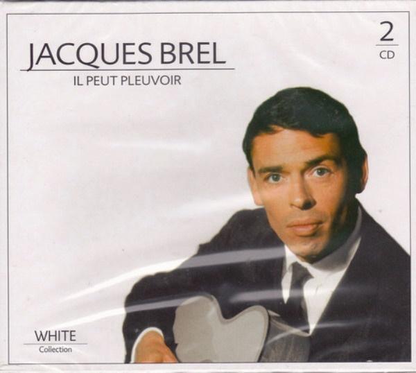 Jacques Brel Il Peut Pleuvoir (2CD)
