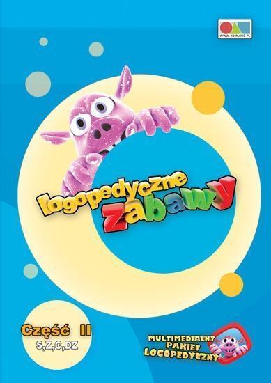 Logopedyczne zabawy cz.II S, Z, C, DZ (program)