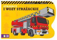Pojazdy z wykrojnika. Strażacy i wozy strażackie 9