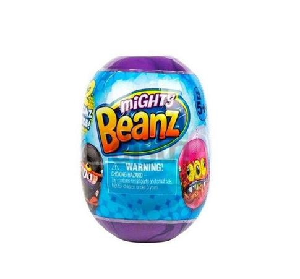 Fasolki Mighty Beanz kapsuła 2pak