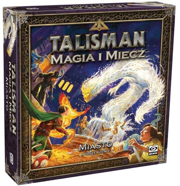 Talisman: Magia i Miecz - Miasto GALAKTA