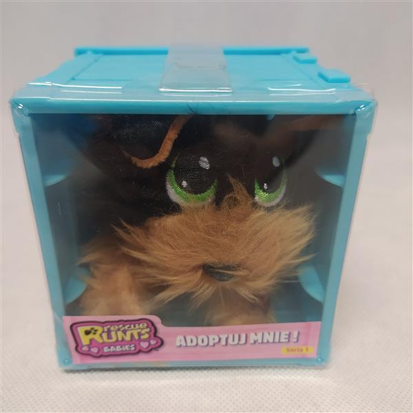 Zabawka Mini szczeniaczek w domku