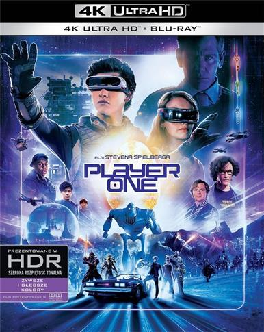 Player One (2 Blu-ray) 4K