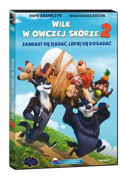 Wilk w owczej skórze cz.2 DVD