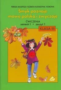 Smyk Poznaje Mowę Polską... ćw 3/1 cz. 1 ADAM