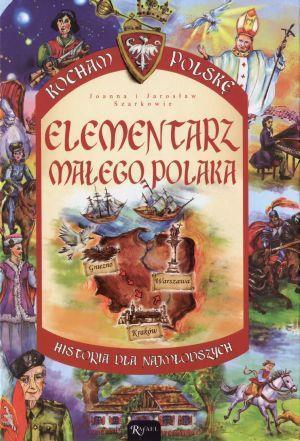 Kocham Polskę. Elementarz małego Polaka BR