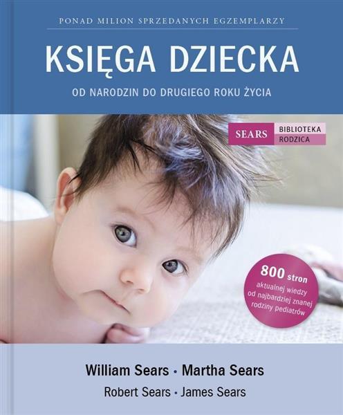 Księga dziecka. Od narodzin do drugiego... wyd. II