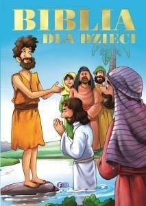 BIBLIA DLA DZIECI TW OUTLET