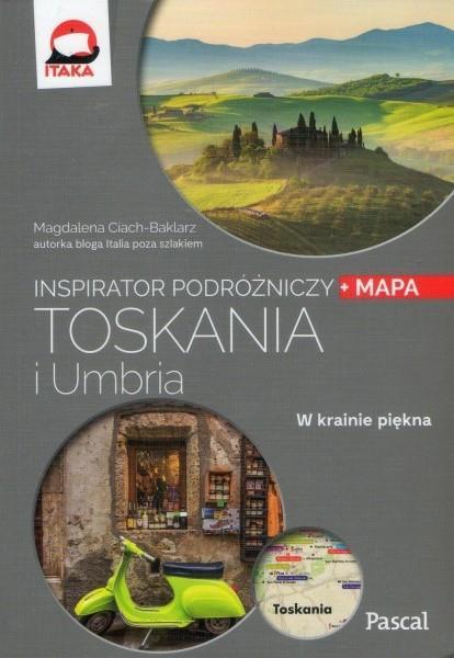 INSPIRATOR PODRÓŻNICZY. TOSKANIA I UMBRIA