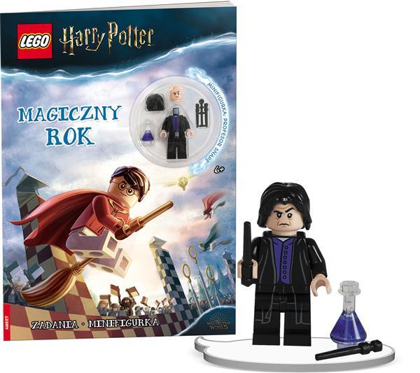 LEGO. Harry Potter. Magiczny rok