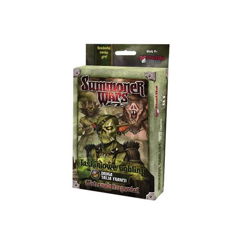 Summoner Wars Jaskiniowe Gobliny Dr. Tal. CUBE