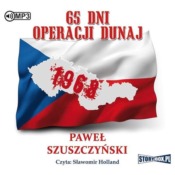 65 dni Operacji Dunaj audiobook